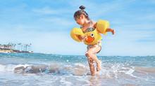 Wat voor schade wordt er aangericht bij zonverbranding van je kind?
