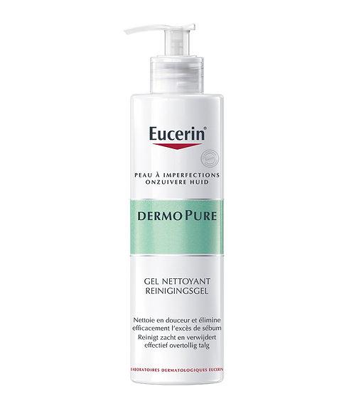 Eucerin - DERMOPURE reinigingsgel - 400 ml