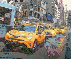 yellow cabs II