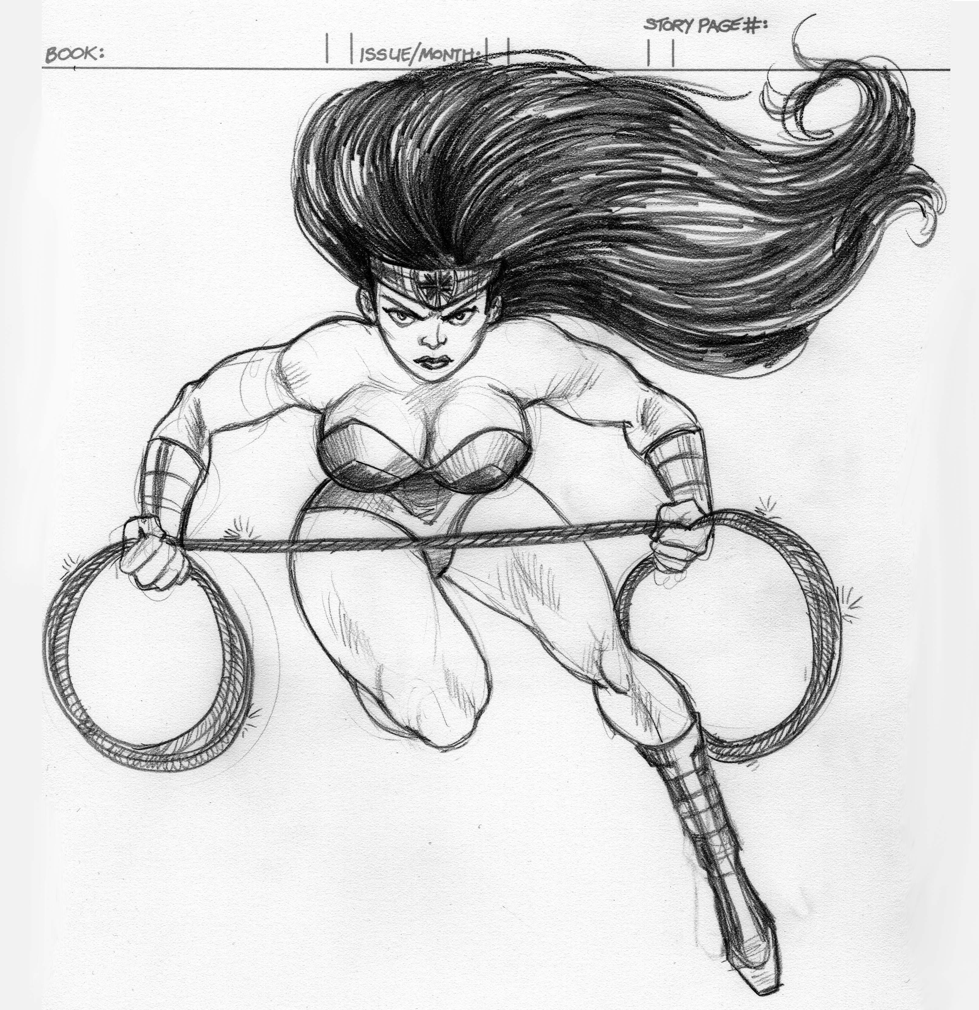 WonderWoman Concept