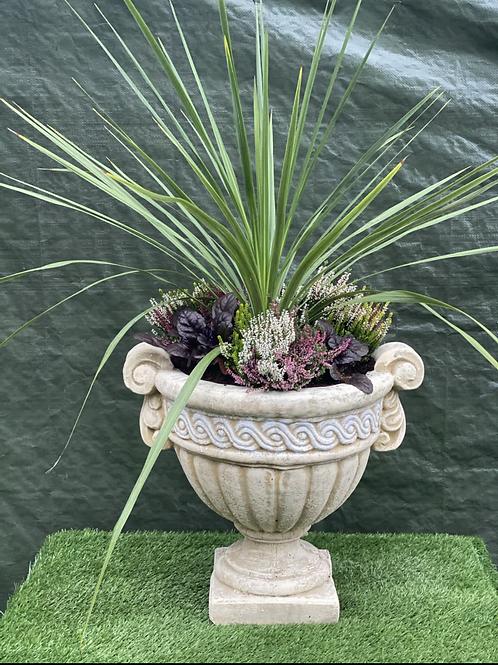 Urn Stone Planter