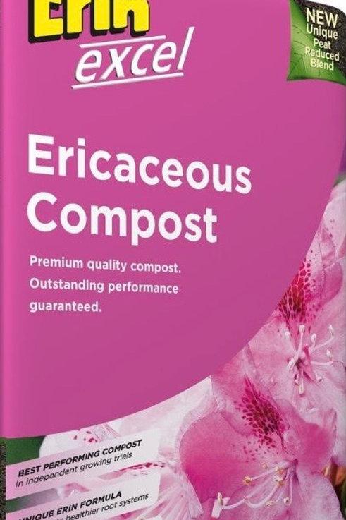 Erin Ericaceous Compost 50 Litre