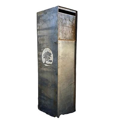 'Wanaka Tree' Square Letterbox