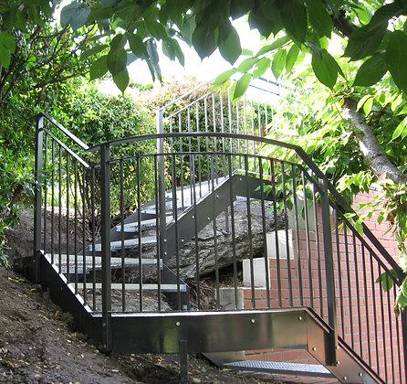 """Stairway to Heaven"" Balustrade"