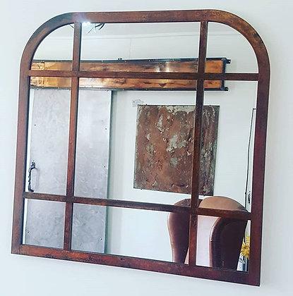 """Rustic Elegance"" Mirror"