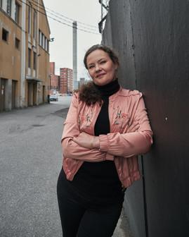 Tanssielokuvien näytös - Kati Kallio, kuva: Arttu Salo