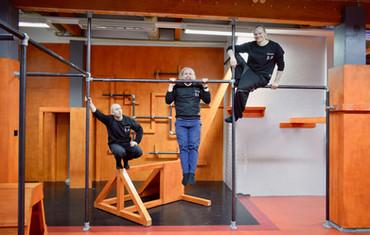 Kehonhuolto 2.0 - Atte Niittykangas ja Henri Hänninen, kuva: Ville Leppänen