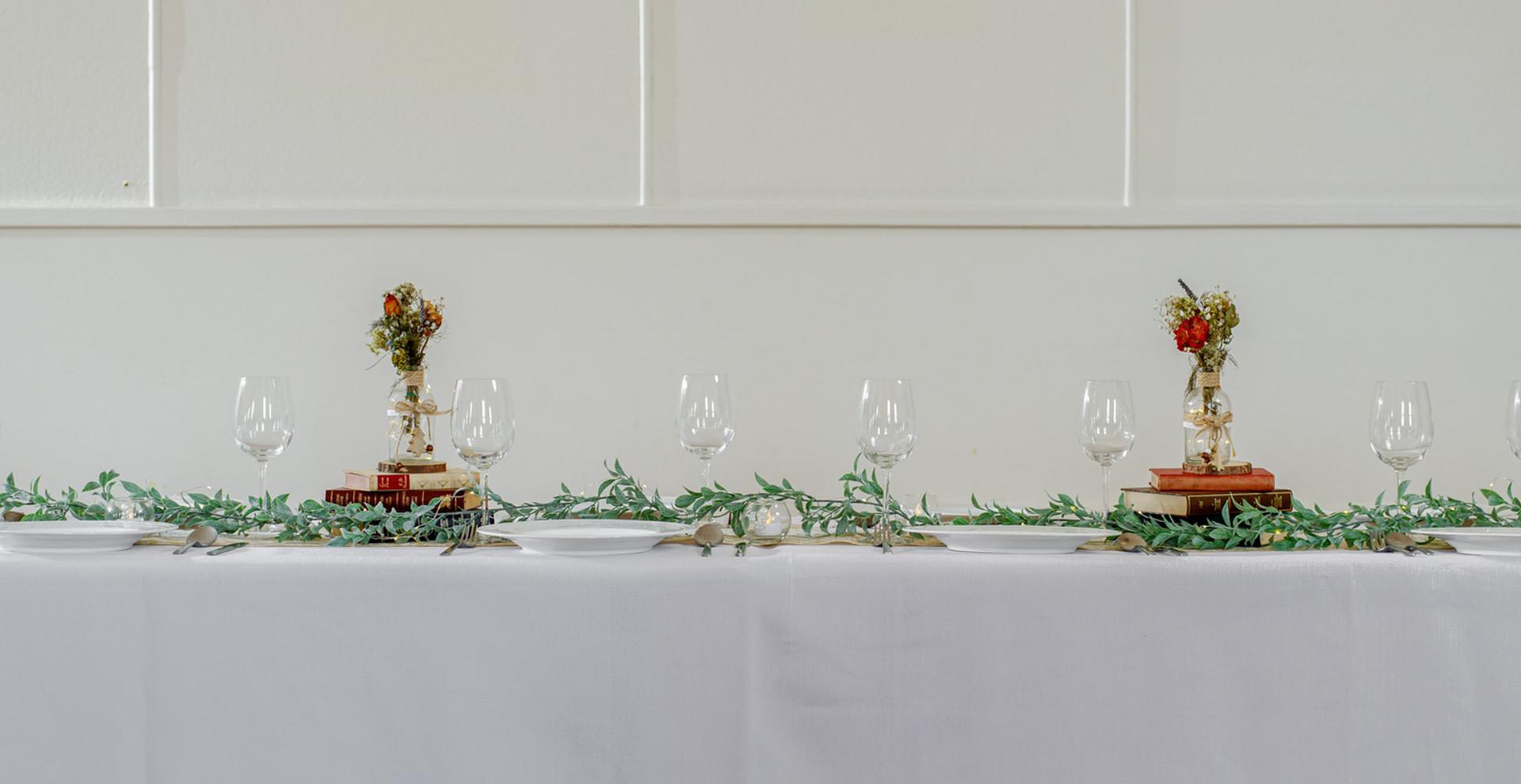 Victoriana Table Setting