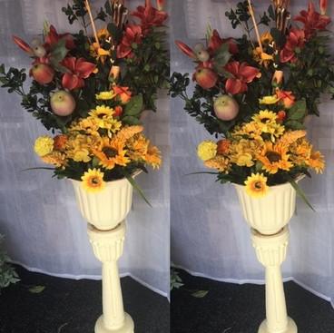Autumn aisle column $50