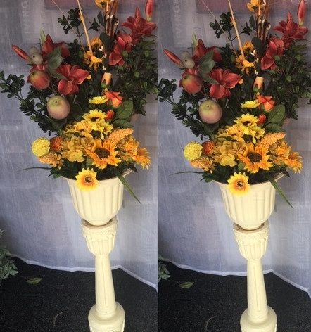 Autumn aisle column $50