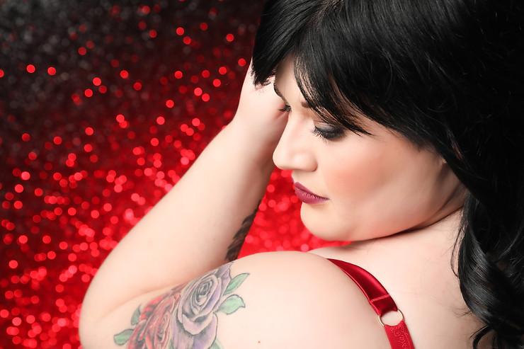 boudoir photo shoot xposure studios Liverpool