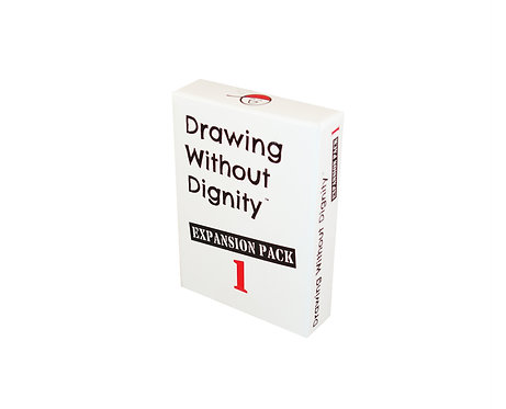 Drawing Without Dignity - Expansion Pack 1 -Wholesale single unit