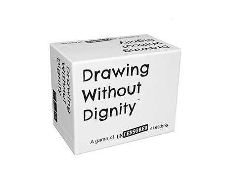 Drawing Without Dignity -Wholesale case (12 Units/$12.50 per unit)