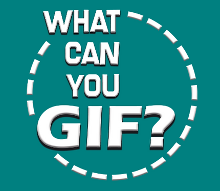 """What Can You GIF? Online """"Lite"""" Version"""