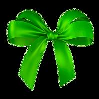 Green ribbon bow.png