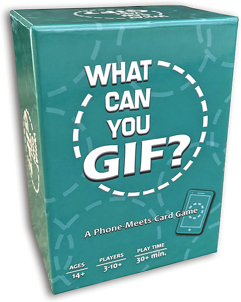 What Can You GIF? Family Game