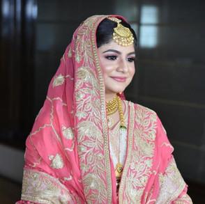 Mughal Jaal Bridal Set