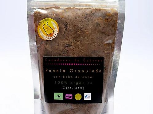 Panela granulada