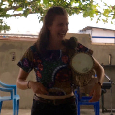 Drumming in Nigeria