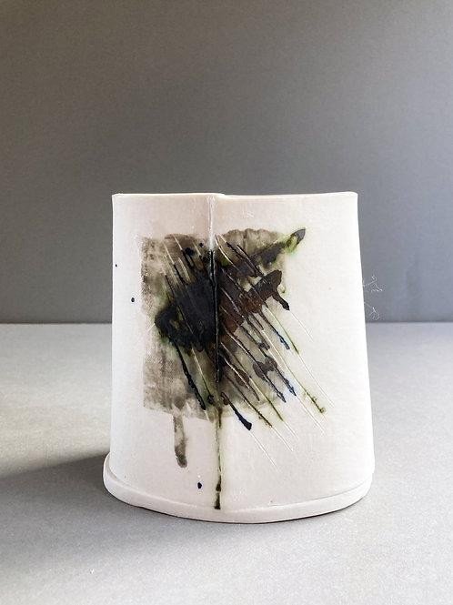 Sintra grey vessel