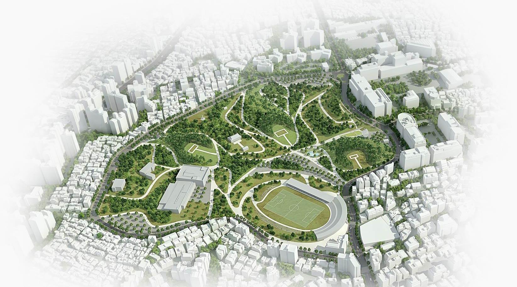 Hyochang Park Renovation