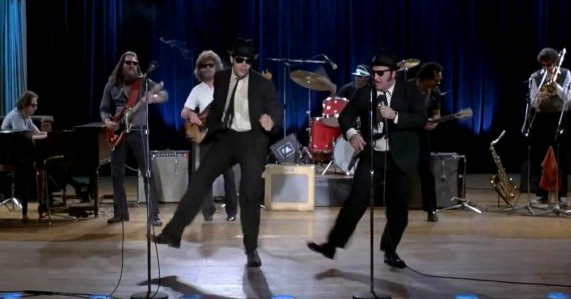The Blues Brothers- Alexander Thompson