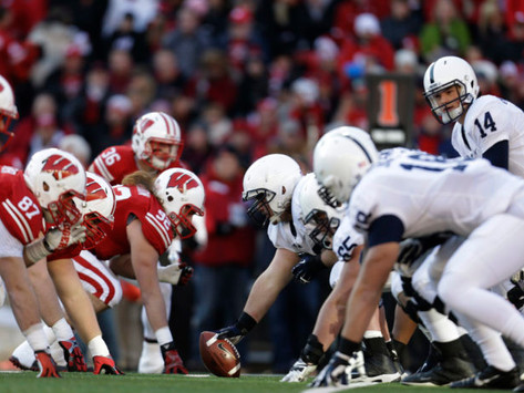 Penn State vs Wisconsin Preview College Football Prediction Scores