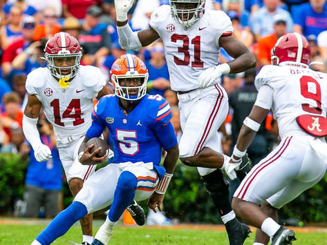 College Football Picks and Parlays Week 4