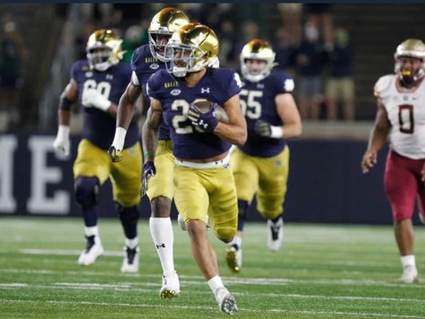College Football Player Props Notre Dame vs Florida State