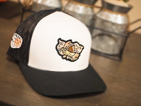 Arturo Rose Trucker Hat