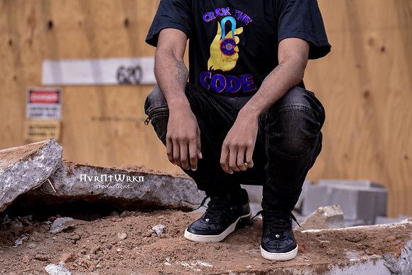 """Arturo Rose """"Crack The Code"""" Shirt"""