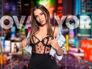 Anitta será atração no Réveillon de Nova York.