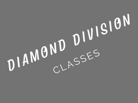 Diamond Division Classes