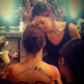 The Harder Group, Makeup Artists, Hair Stylists, Wardrobe Stylists, body painting, serving NY, NJ, PA