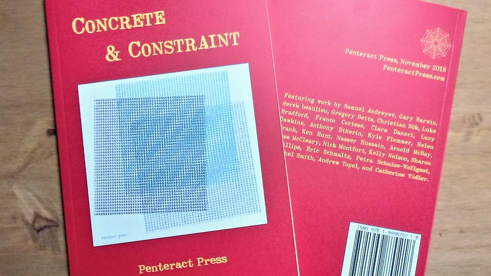Concrete & Constraint (anthology)