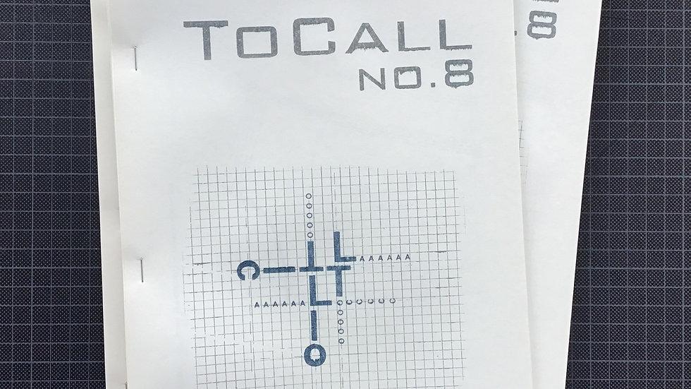ToCall magazine #8