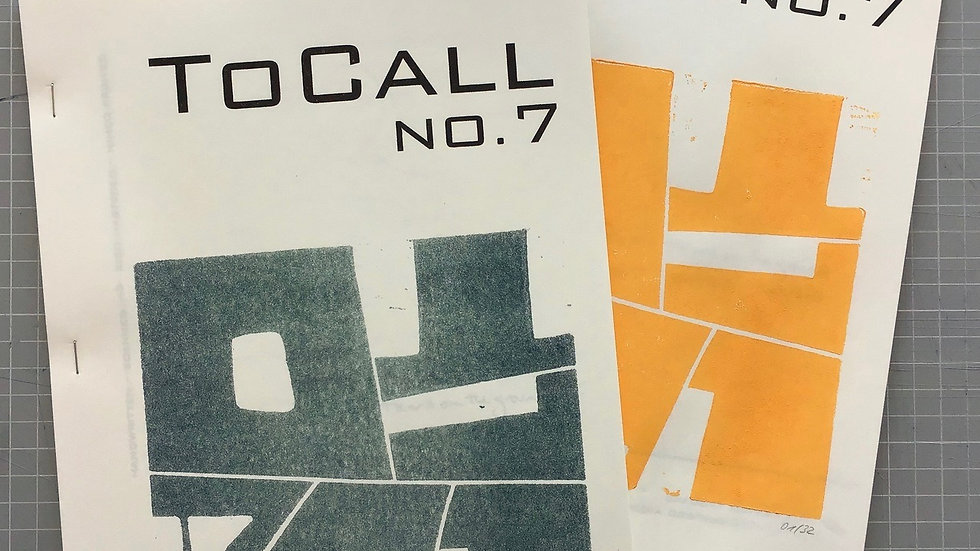 ToCall Magazine #7