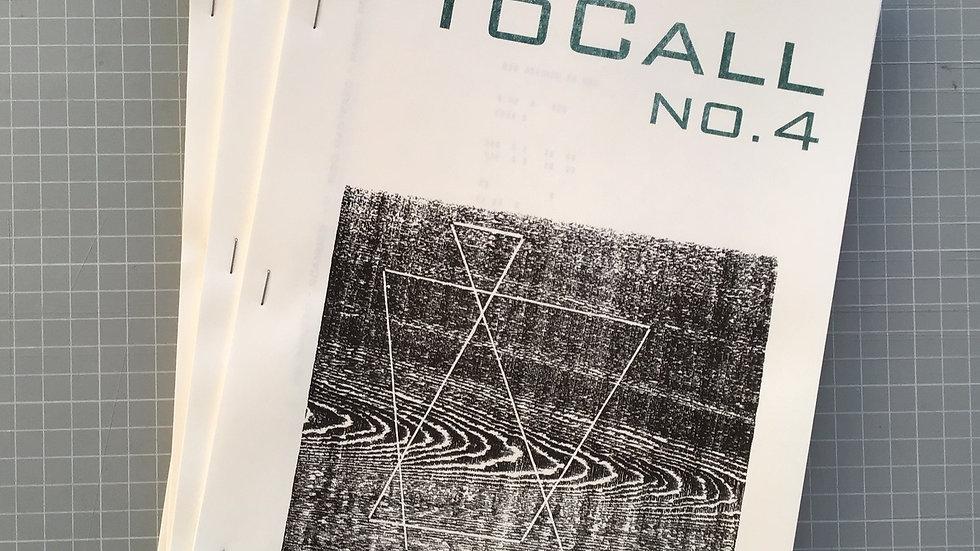 ToCall Magazine #4