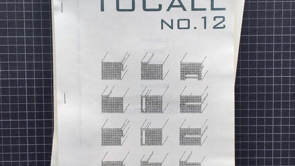 ToCall Magazine #12