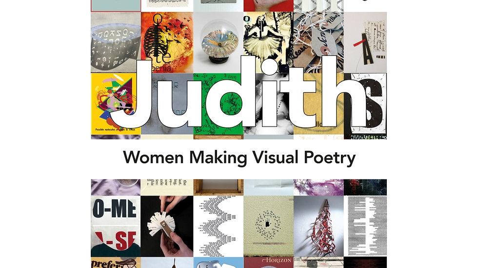 Judith: Women Making Visual Poetry (digital PDF version)