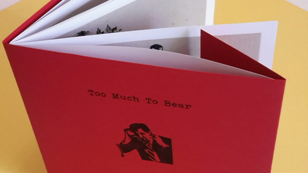 Robin Tomens, Too Much To Bear