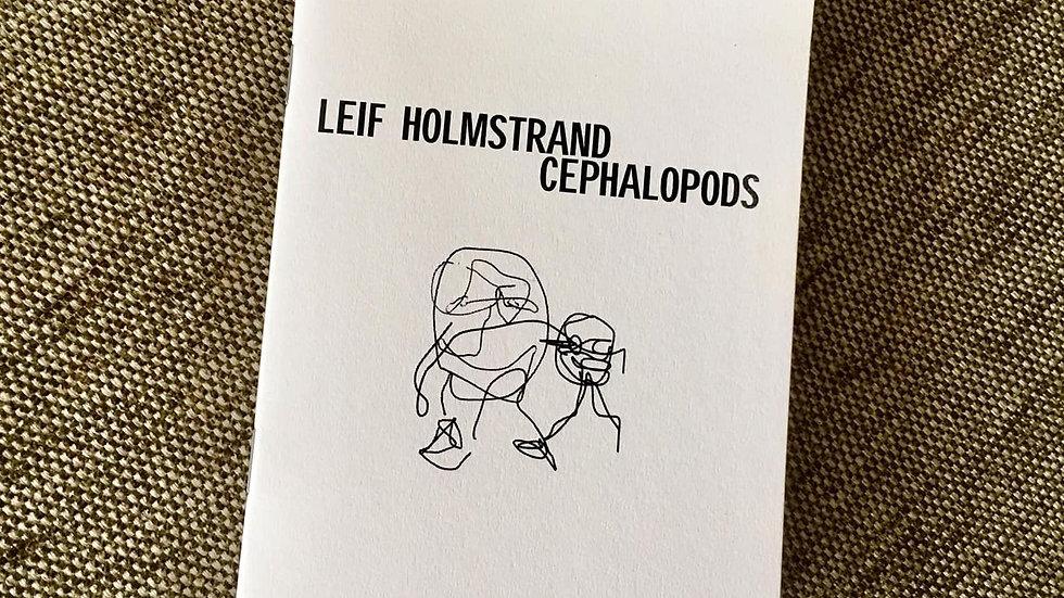 Leif Holmstrand, Cephalopods (VVV1)
