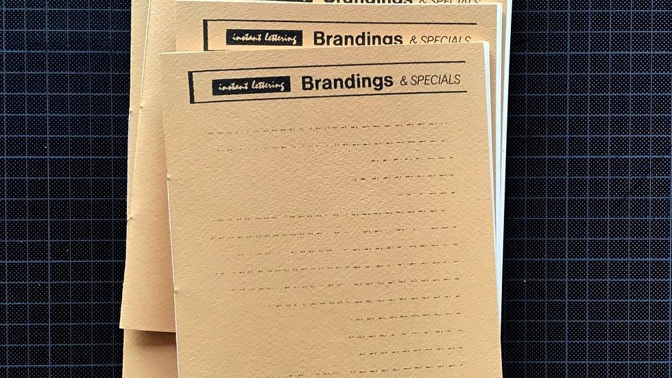 psw, Brandings & Specials