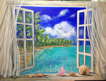 Window beach scene.JPG