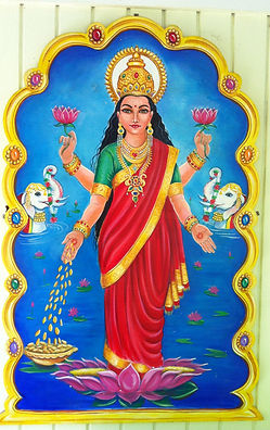 Lakshmi - Goddess of Prosperity