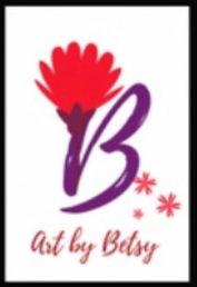 Art by Betsy logo