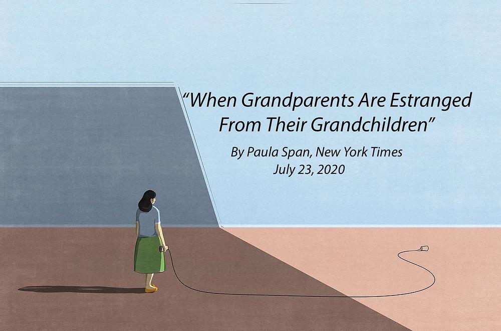 When Grandparents Are Estranged From Their Grandchildren