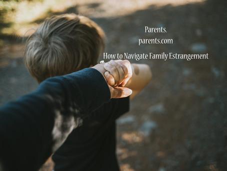 How to Navigate Family Estrangement