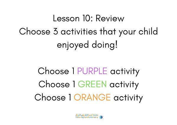 Lesson 10 LEN