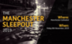 Manchester Sleepout 2019 Feature Image